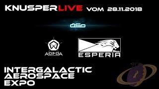 Intergalactic Aerospace Expo - Exotics & Imports (Streamaufzeichnung)