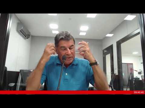 Entrevista CBN Campo Grande: Natálio Abrãao - Meteorologista
