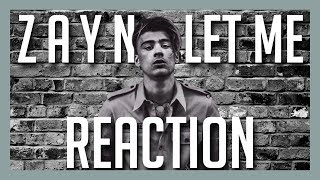 "Download Lagu HE'S BACK! BUT IS IT WORTHY IT?|| ZAYN ""LET ME"" REACTION 