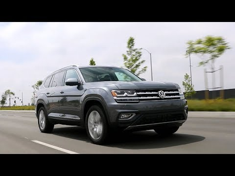2018 Volkswagen Atlas – Review and Road Test