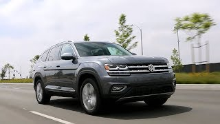 2018 Volkswagen Atlas - Review and Road Test