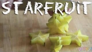 What Is Starfruit? / How To Make Starfruit Jam Recipe