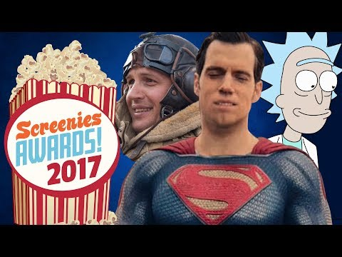 2017 Screenies Awards! – The Best & Worst in Movies & TV