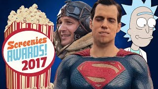 2017 Screenies Awards! - The Best & Worst in Movies & TV