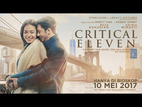 CRITICAL ELEVEN Official Trailer (Tayang 10 Mei 2017)