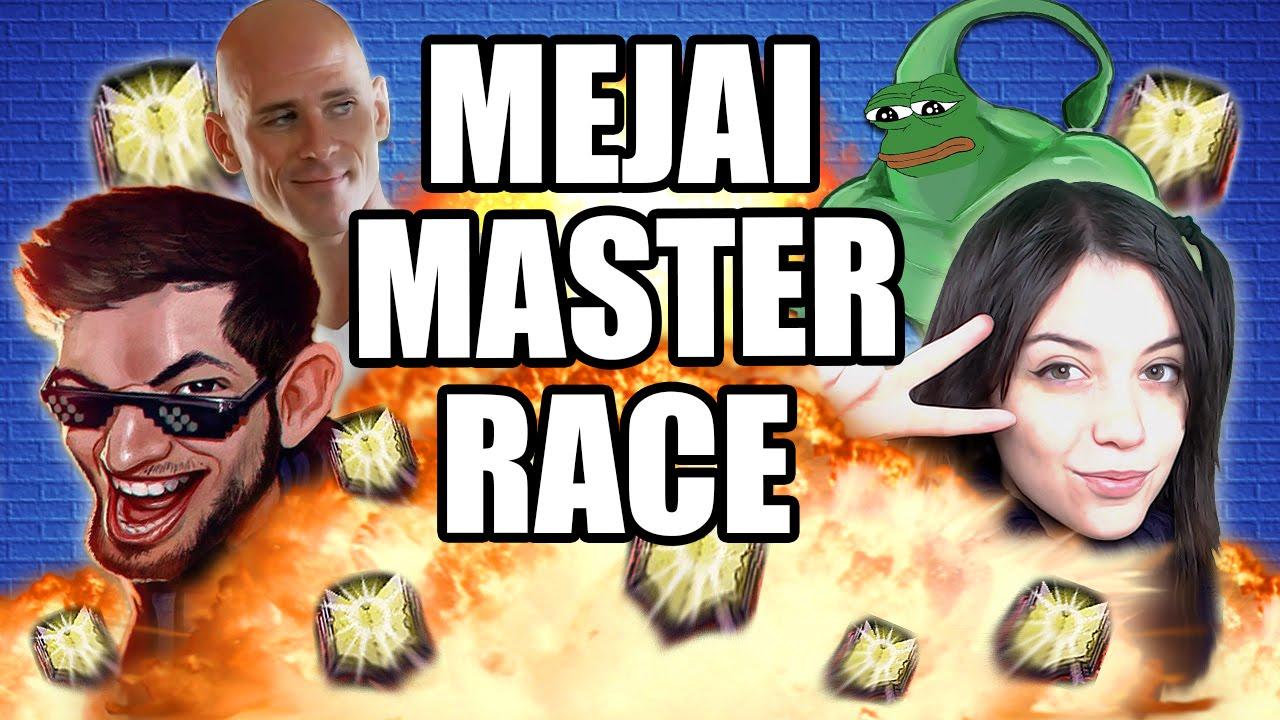 Download MEJAI MASTER RACE con Einoow y Neveh | Momentos Épicos #37