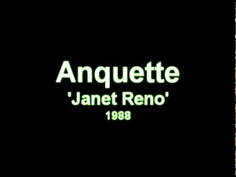 Anquette Janet Reno