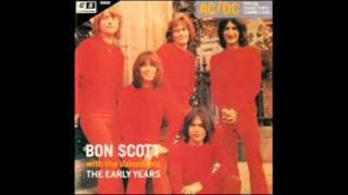 Bon Scott with the Valentines - Sooky Sooky (The Early Years 1966 - 1970)