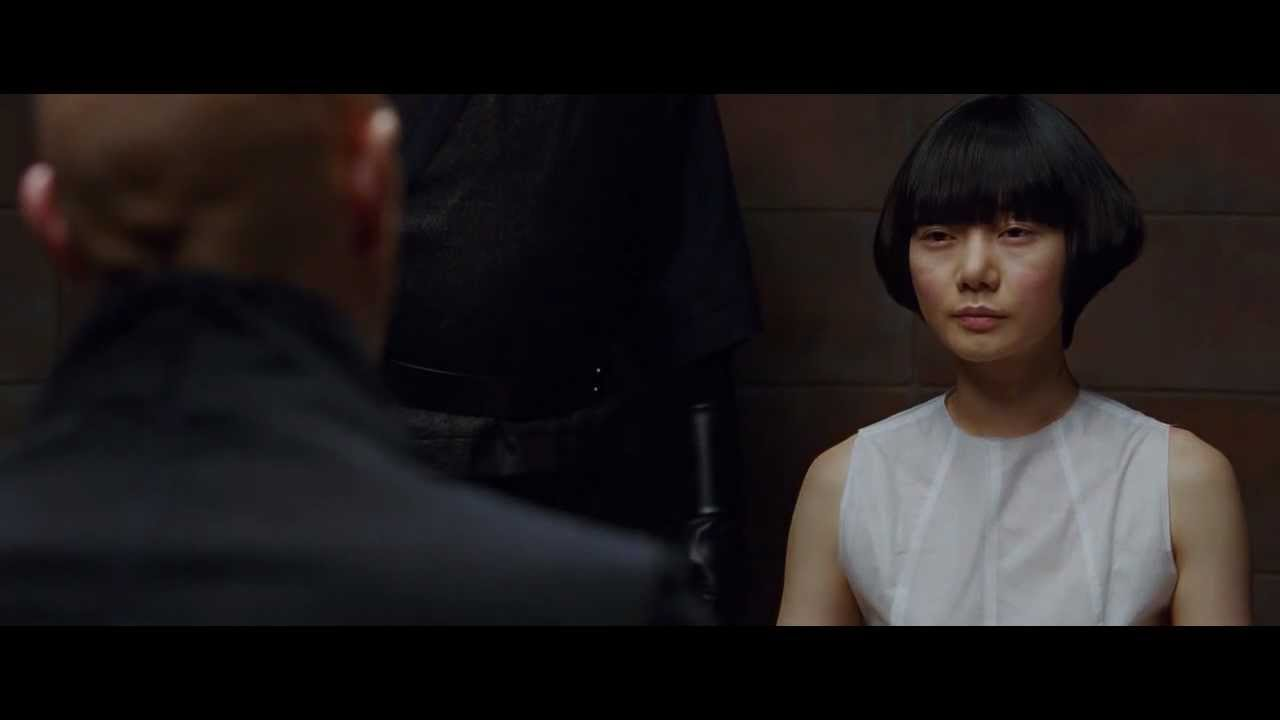 "My favorite Scene from ""Cloud Atlas"""