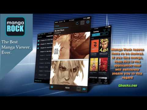 Manga Rock Best Manga Reader For Android & IOS
