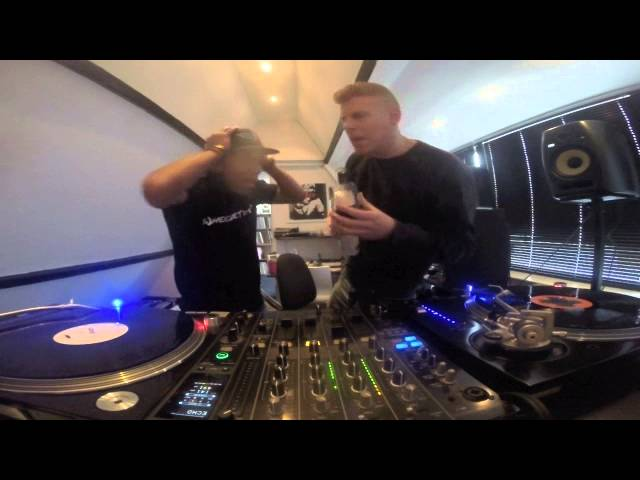 Darkraver's vinyl attack Ft Dj Ruthless Part 1