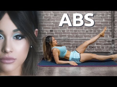 Ariana Grande - Boyfriend ABS WORKOUT (Social House)