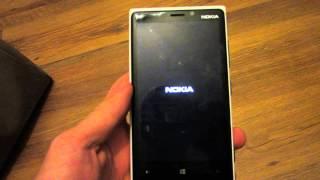 Lumia 920 зависла при просмотре видео(на тот момент телефон работал на тестовой GDR3 beta 1 для разработчиков во время просмотра видео., 2014-02-01T08:31:50.000Z)