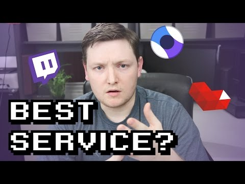 Twitch vs Beam vs YouTube Gaming   Which Service is Best?