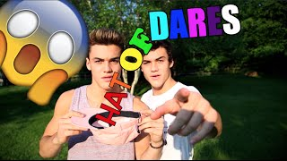 Gambar cover HAT OF DARES!! // Dolan Twins