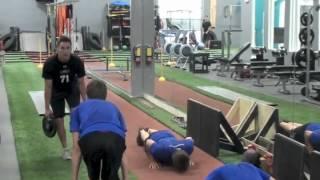 Hockey Performance Training - Combine Centre London Ontario