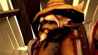 [SFM] Dota 2 - Kung Fu Brewmaster thumbnail