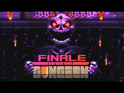 Настоящий финальный босс // Enter the Gungeon