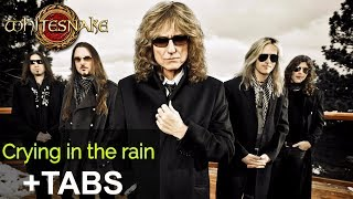 🔴Whitesnake - Crying in the rain | Cover by Vladi Lunev + Tabs
