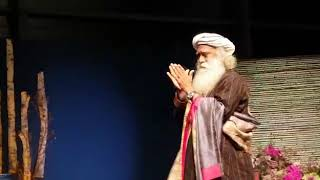 MysticEye with Sadhguru in Dubai
