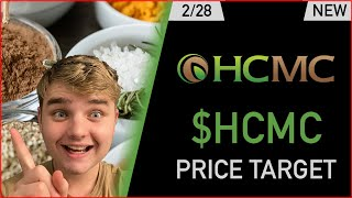 HEALTHIER CHOICES HUGE NËWS ANNOUNCED AND NEW PRICE TARGET, HCMC STOCK ANALYSIS, WHY IS IT FALLING??