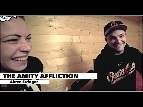 THE AMITY AFFLICTION at Destruction Derby Festival 2017 | www.pitcam.tv