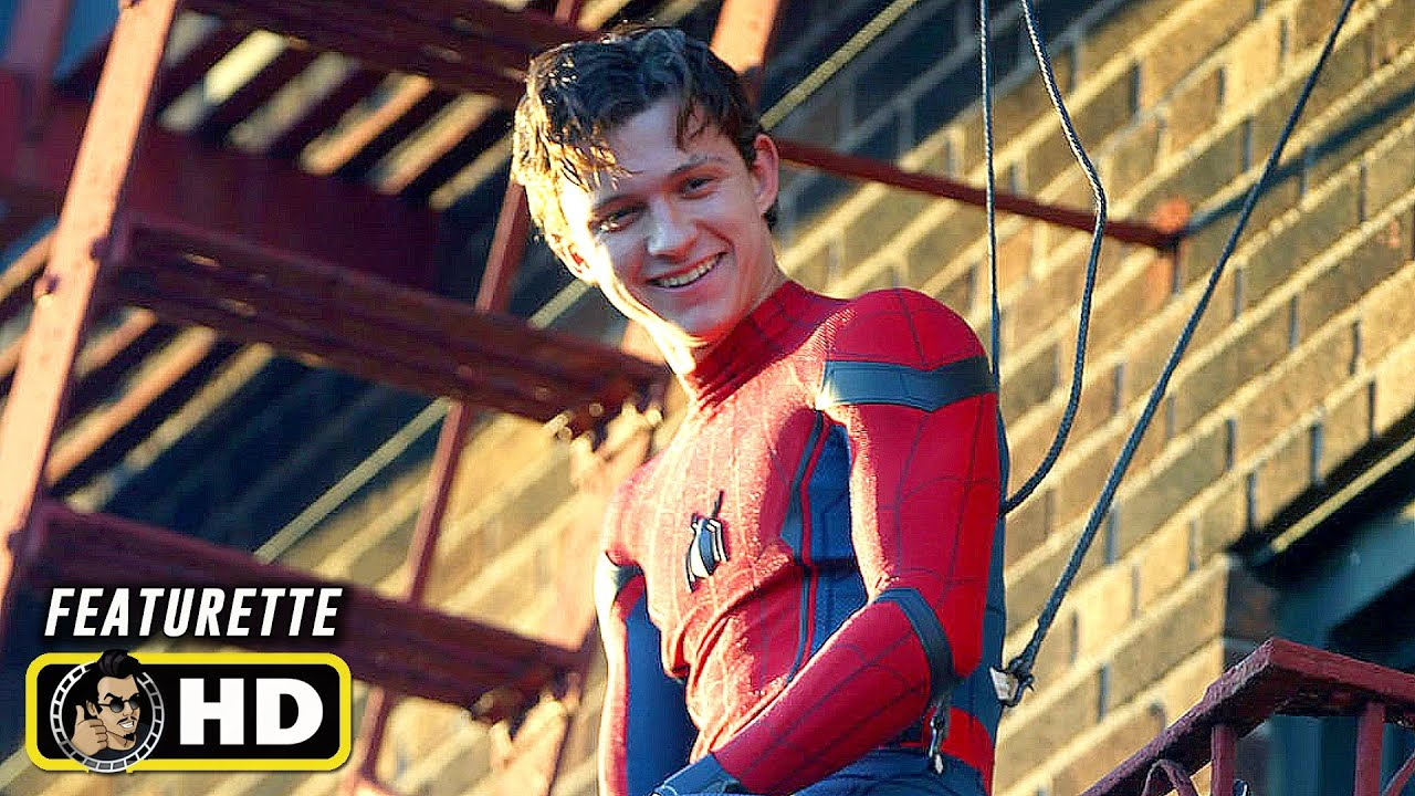 SPIDER-MAN: HOMECOMING (2017) Tom Holland Behind the Scenes [HD] Marvel