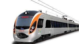 Обзор поездов Hyundai
