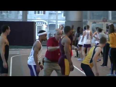 Men 4x400 Meter Relay  GMAC Indoor Track & Field Championship 2015