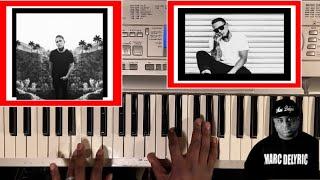 arizona zervas - roxanne (piano tutorial) f# minor