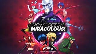 MIRACULUM |  Premiera NOWEGO SEZONU w Disney Channel + MEGA KONKURS!
