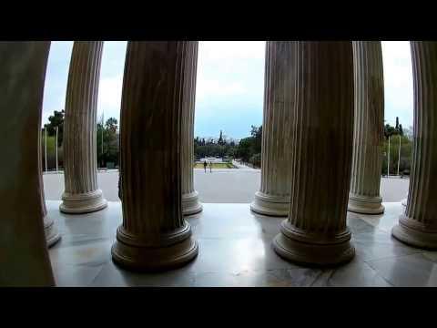 Weekend in Athens /  Hellenic Motor Museum / Eken H9 action cam