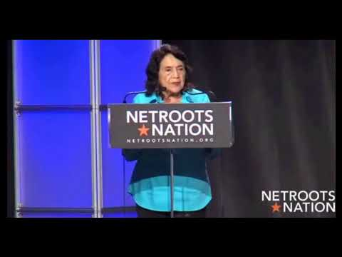 Dolores Huerta  Nonviolent Message for Nazis