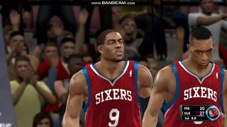 CLEVELAND CAVALİERS VS 76ERS   PLAYOFFS 1.TUR   FULL GAME