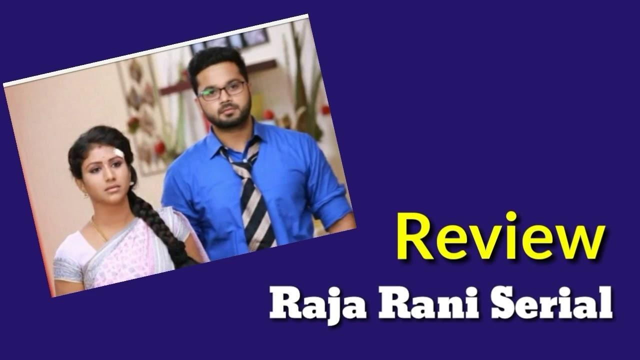 Raja Rani episode serial promo this week
