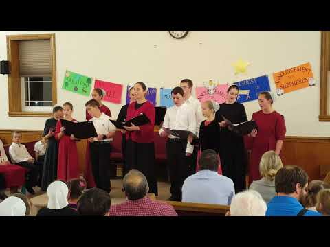 O Holy Child - Pleasant View Christian School