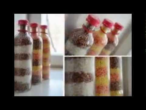 Декоративные бутылки украшения для кухни
