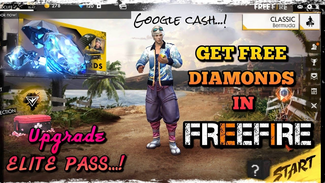 EASIEST TRICK TO GET FREEFIRE DIAMONDS & COC GEMS FOR FREE|| NO HACK 100%  LEGAL!! WITH PROOF!!
