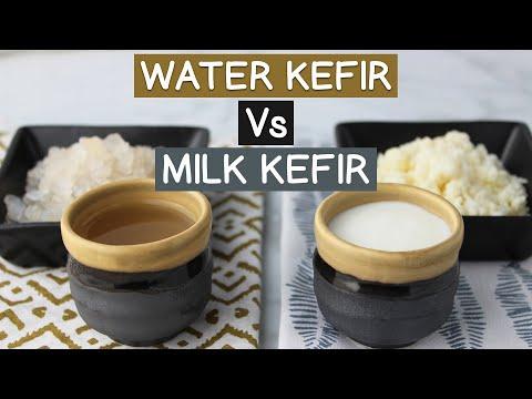 Water Kefir Vs Milk Kefir, Using Kefir Grains Not Powders