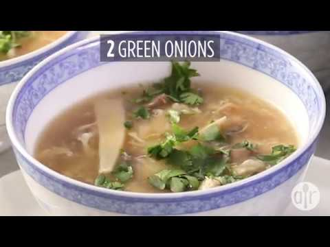 How to Make Hot and Sour Chicken Soup | Soup Recipes | Allrecipes.com