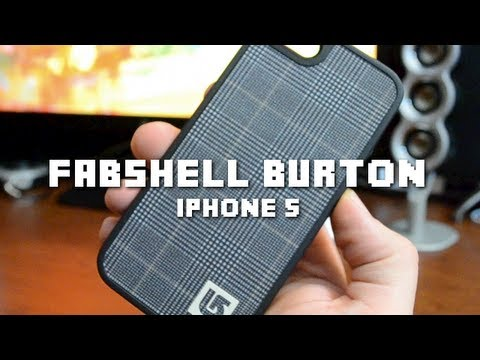 The Best iPhone 5 Cases (Part 3) Fabshell Burton By Speck