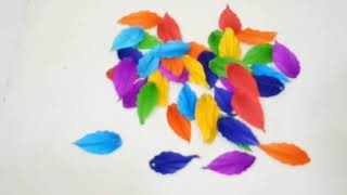 Colorful Wall Decor / Craft From Paper / Best Out Of Waste / Party Decoration Ideas