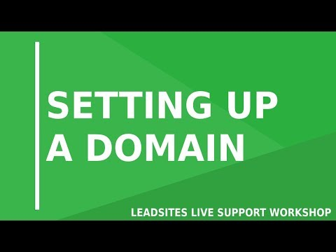 Setting Up Your Real Estate Website Domain