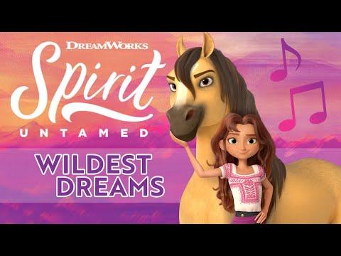"SPIRIT UNTAMED   ""Wildest Dreams (Taylor's Version)"" - Taylor Swift"