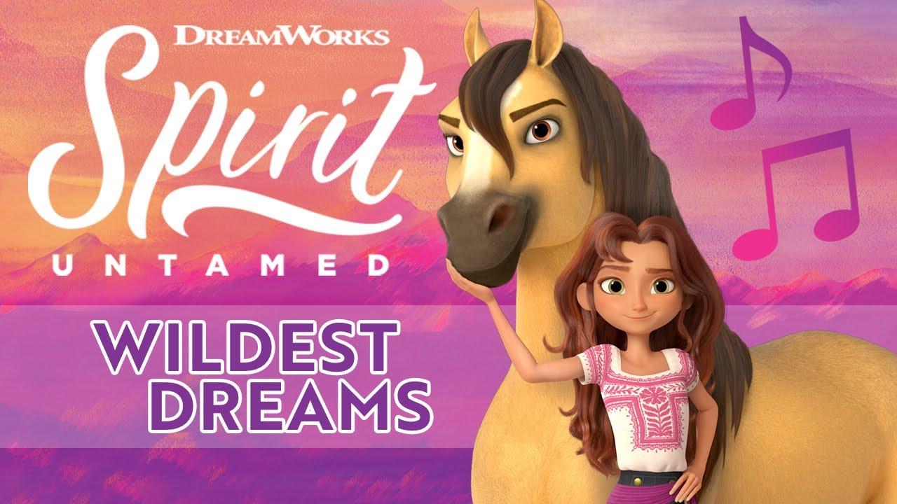 "Download SPIRIT UNTAMED | ""Wildest Dreams (Taylor's Version)"" - Taylor Swift"