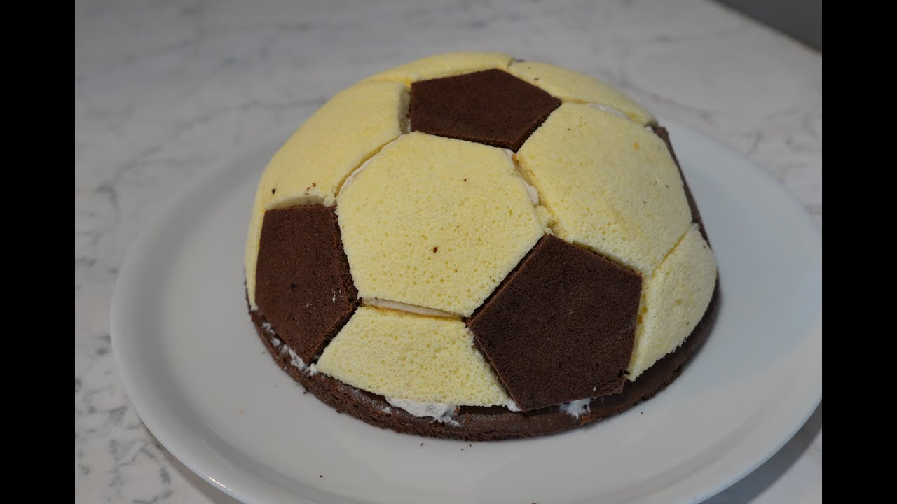 Fussballkuchen Zur Weltmeisterschaft Wm