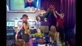 Jesse's 4th Birthday Party - Chuck E Cheese thumbnail