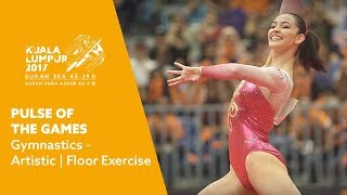 Pulse of the Games - Farah Ann (Gymnastics - Artistic | Floor Exercise)