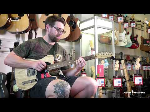 The Music Machine Fender American Pro Strats & Teles With Bysshe