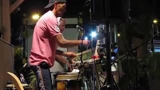 Duo Karaibe and groove - Dj percussions - compil'généraliste